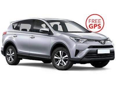 Toyota  RAV4 GX 4X4  A 2019