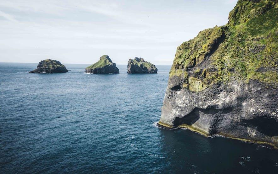 Elephant Rock on Westman Island Heimaey