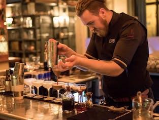 The Reykjavik Bar Crawl