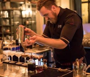 Tournée des bars à Reykjavik