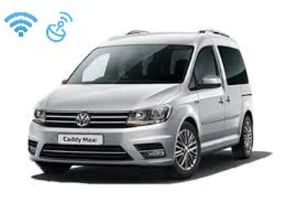 Volkswagen Caddy Maxi Life 4x4 Auto 7 Seater 2019
