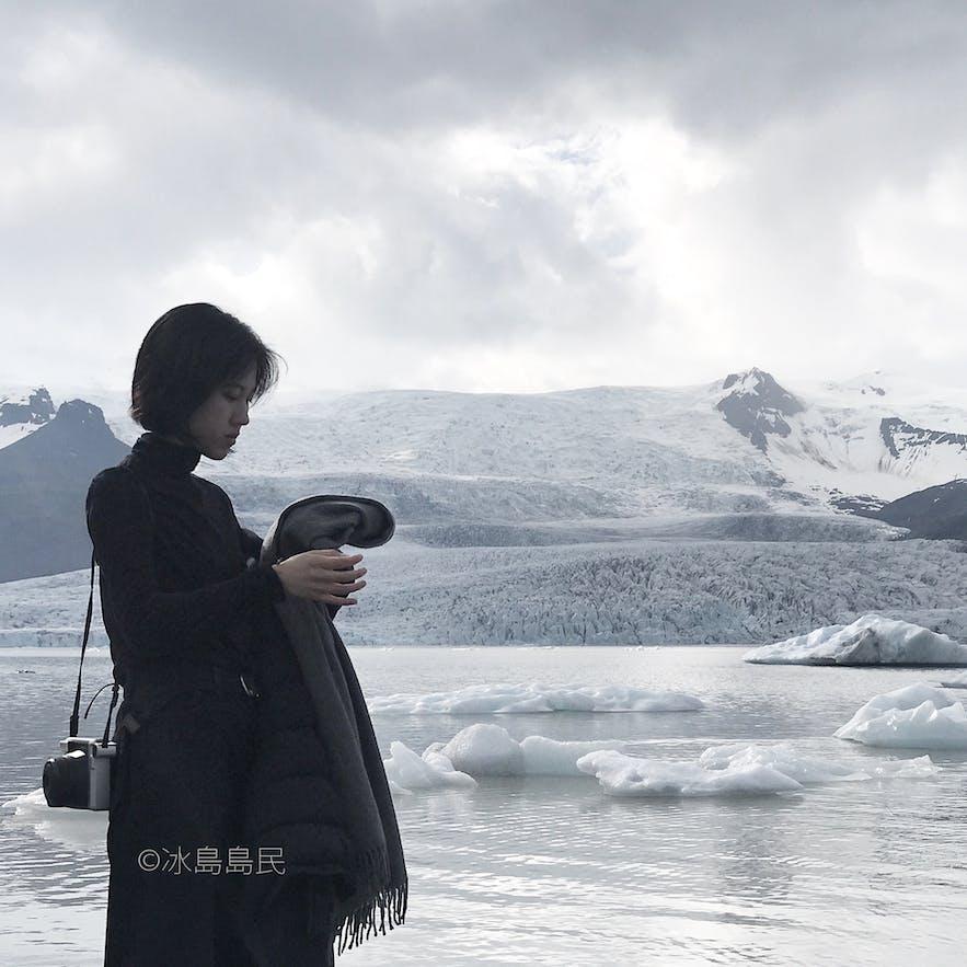 冰島Fjallsarlon小冰湖