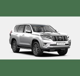 Toyota Land Cruiser 2018 - 2019