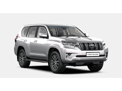 Toyota Land Cruiser 2018 -  2019