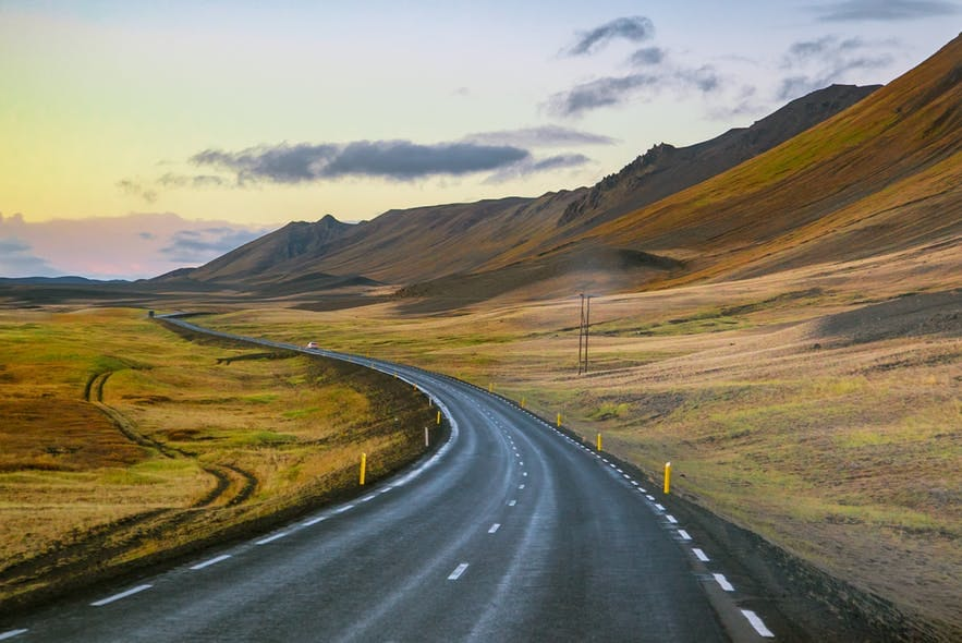 冰島西峽灣自駕遊行程推薦及自駕遊旅行建議