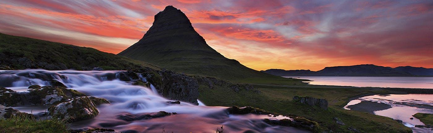冰岛十大最美瀑布|地图-景点信息-旅行到达方式