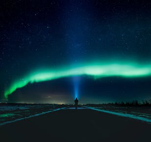 Spirit of the Aurora | Northern Lights Hunting with Guided Meditation