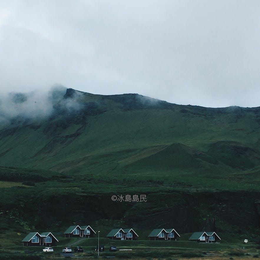 冰島夏季風景
