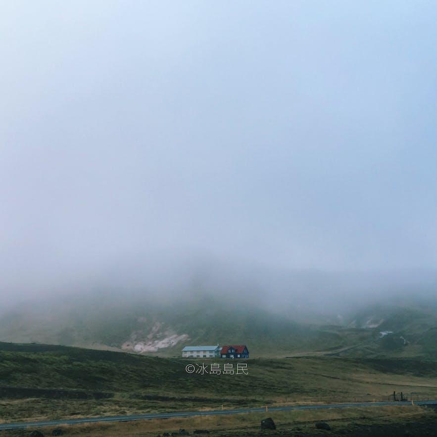 冰島某一個角落