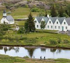 Thingvellir is a UNESCO World Heritage Site in the Golden Circle
