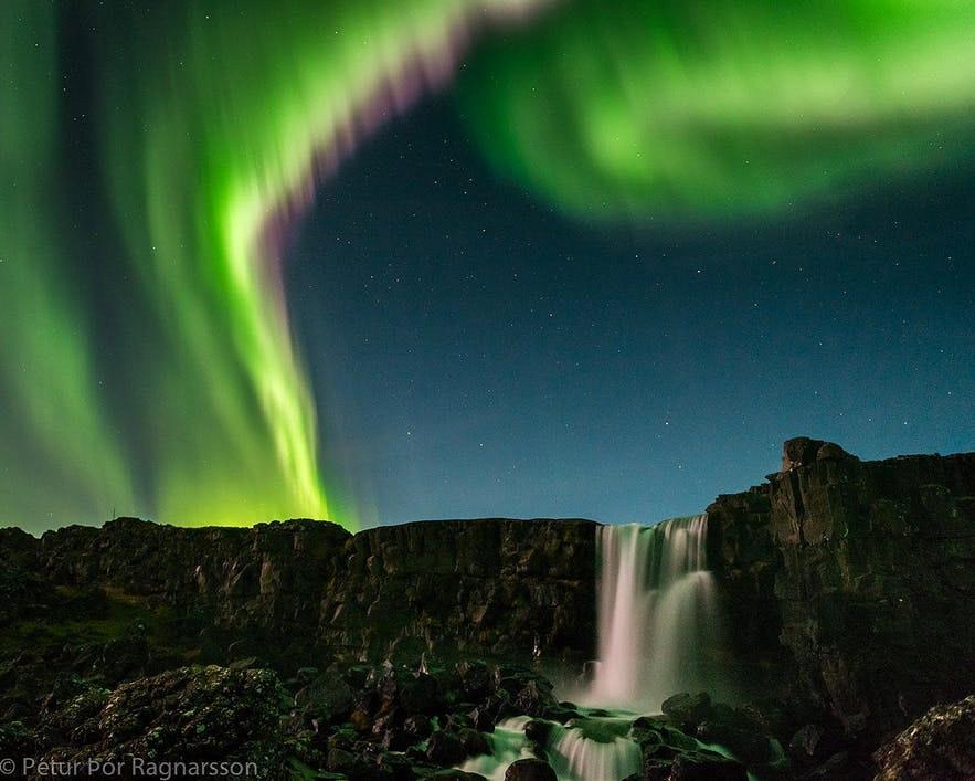 冰島北極光攝影基礎入門