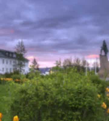 Hébergement en Islande