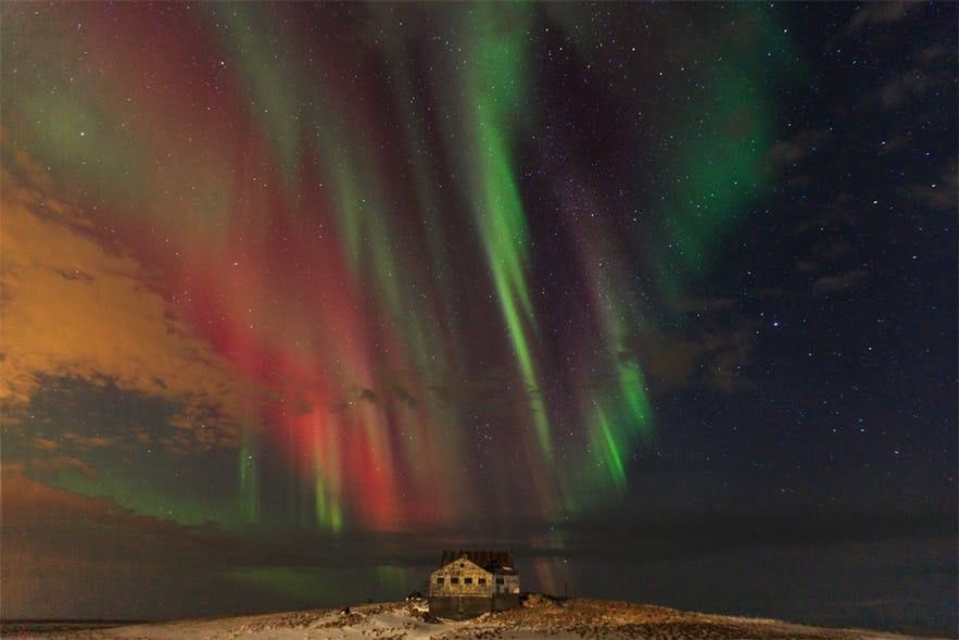 冰島西部北極光觀測拍攝地點推薦