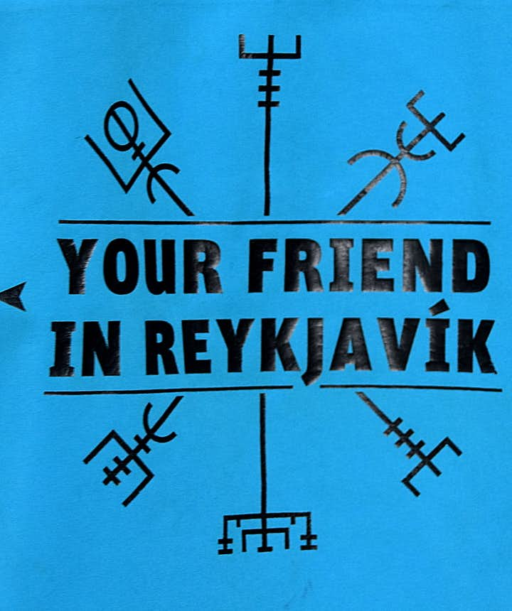 The Mythical Walk of Reykjavík