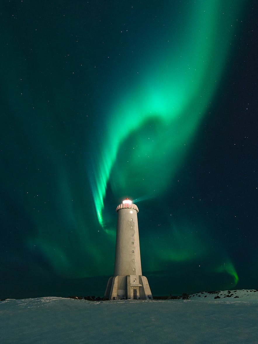 冰島北極光攝影相機參數參考