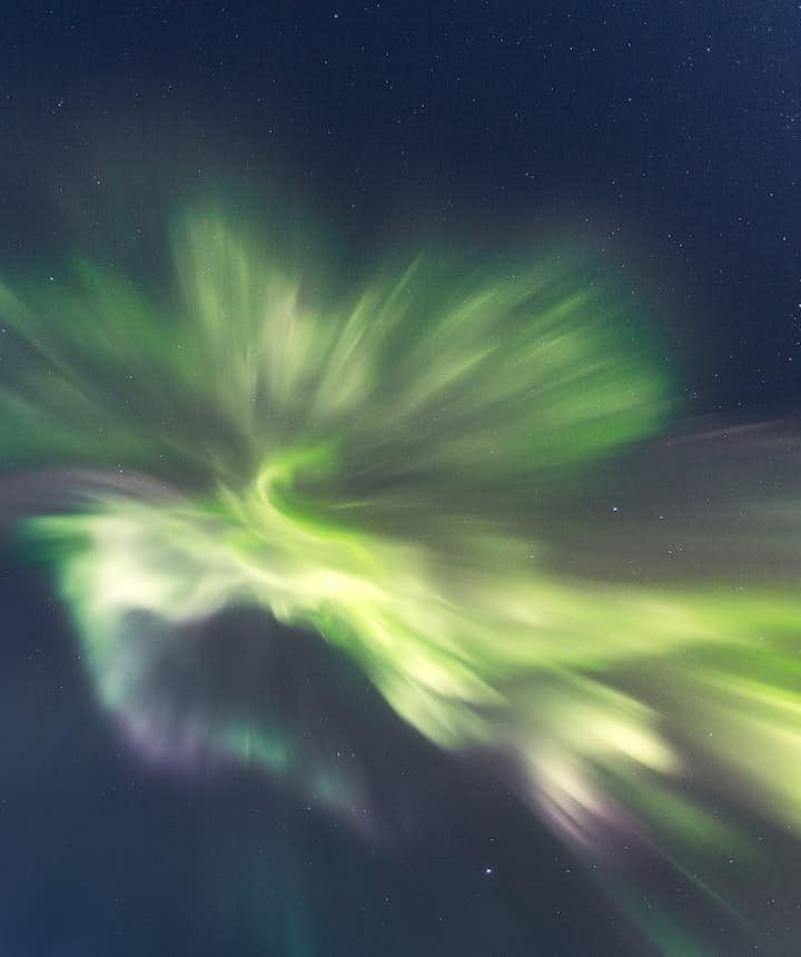 冰島北極光攝影建議