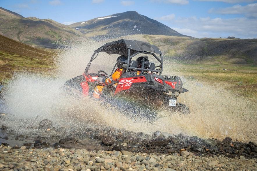 冰島ATV Buggy