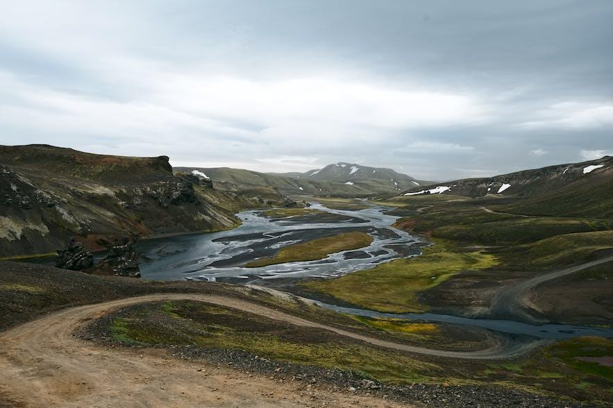 Высокогорная Исландия