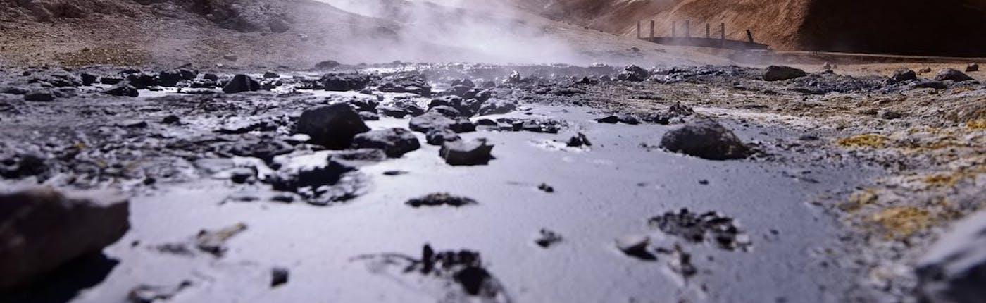 Ландманналёйгар в высокогорной Исландии