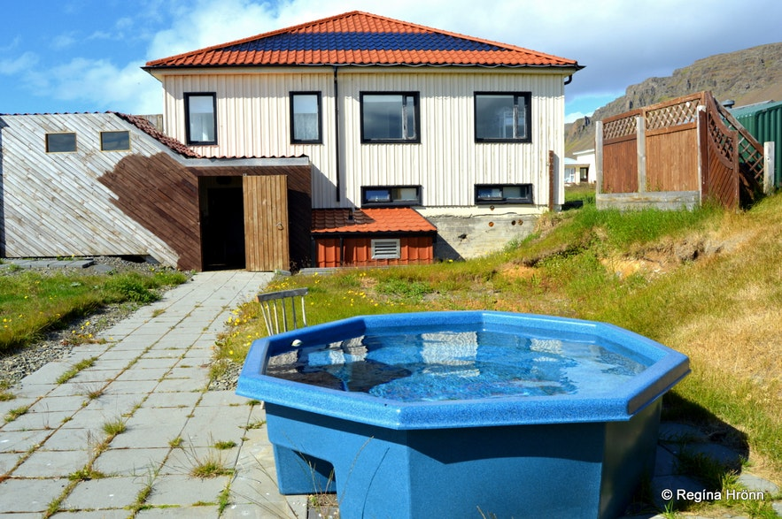 Reykhólar hostel Westfjords of Iceland