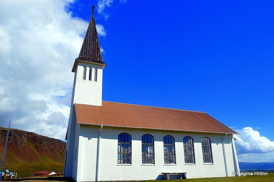 Reykhólakirkja church