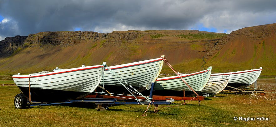 3 days of fun at Reykhólar in the Westfjords of Iceland - Part 3