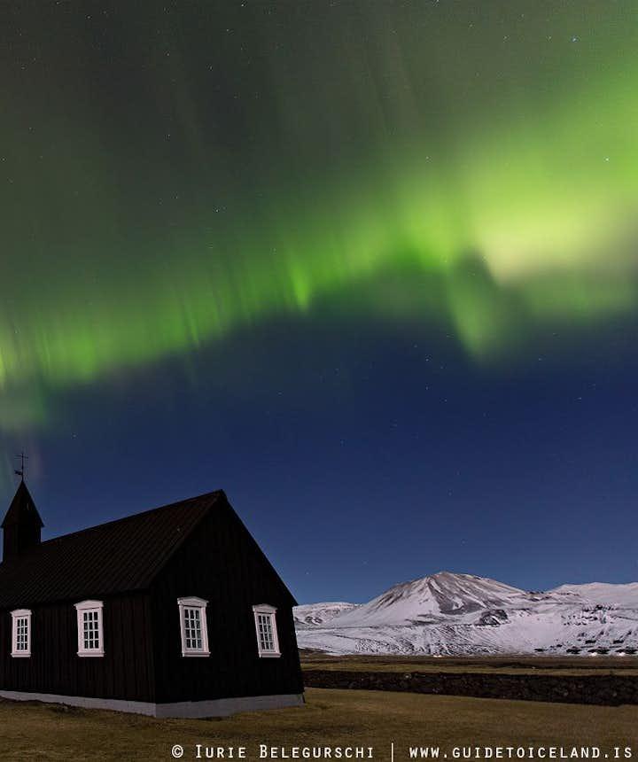 아이슬란드의 아름다운 오로라 사진 22 장