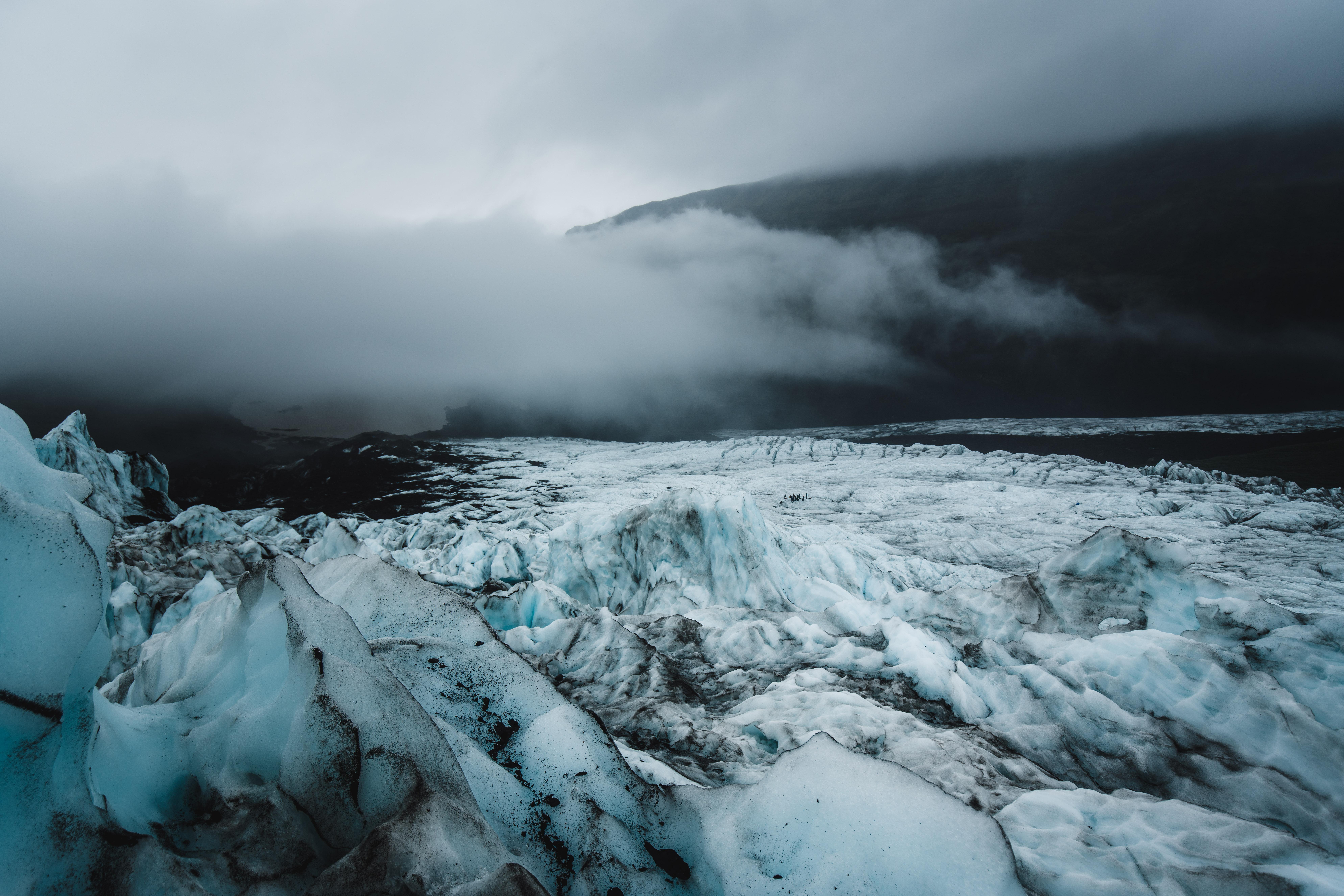2,5-godzinna łatwa wędrówka po lodowcu Vatnajokull z transferem ze Skaftafell