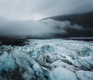 Wędrówka po lodowcu Vatnajokull   Łatwy poziom