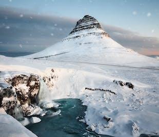 冬の周遊バスツアー8日間|アイスランドを一周する旅、少人数グループ