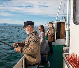 Excursión de pesca en el mar | Desde Reikiavik