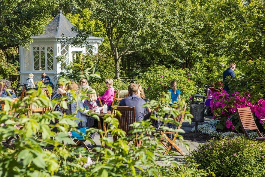 Laugardalur 是冰岛首都雷克雅未克最大的花园