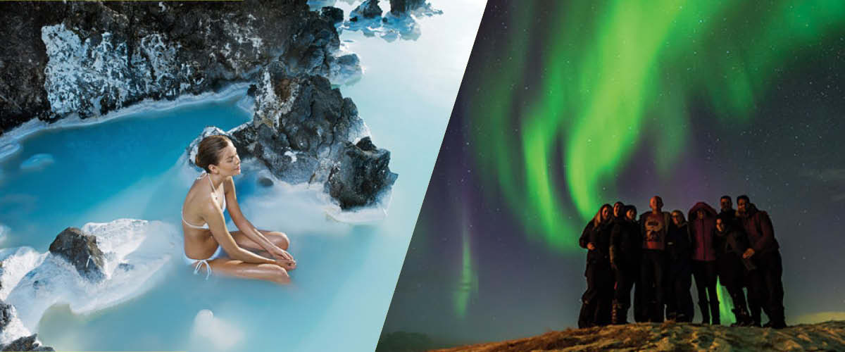 The Blue Lagoon and Northern Lights (Admission Included) is a great way to see two of the most sought after attractions in Iceland