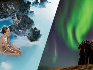 THE BLUE LAGOON & NORTHERN LIGHTS (Admission incl.)