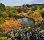 Thingvellir National Park in Autumn