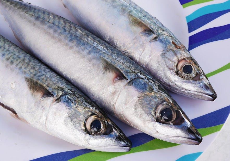 鱼肉是冰岛菜的主角