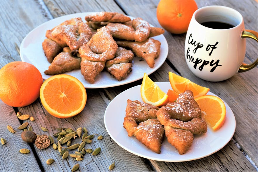 特色冰岛甜甜圈Kleinur