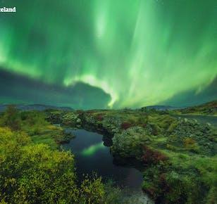 Viaje a tu aire de 6 días en invierno | Jökulsárlón, Cueva de hielo y Playa Diamante