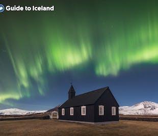 11-дневный автотур вокруг Исландии в поисках северного сияния | Кольцевая дорога и полуостров Снайфелльснес