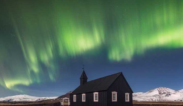11-дневный автотур вокруг Исландии в поисках северного сияния   Кольцевая дорога и полуостров Снайфелльснес
