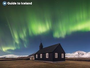 Autotour de 11 jours | Route circulaire, aurores boréales et Snæfellsnes