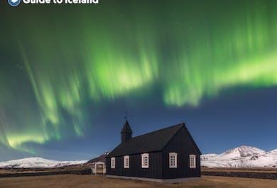 11일간 아이슬란드 렌트카 여행 | 링로드 일주 및 스나이펠스네스 반도 오로라 여행