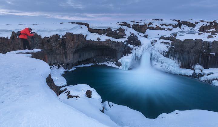 冬季のセルフドライブツアー12日間 アイスランドのリングロードとスナイフェルスネス半島
