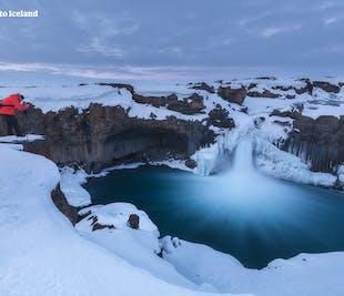 ทัวร์ขับรถเที่ยวเอง 12 วันช่วงฤดูหนาว | ถนนวงแหวนของประเทศไอซ์แลนด์และคาบสมุทรสไนล์แฟลซเนส