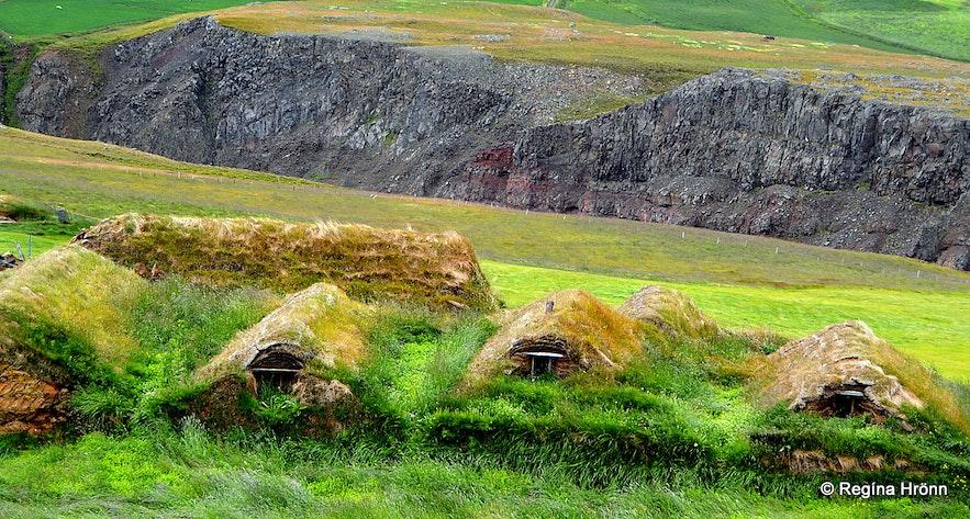 Tyrfingsstaðir Turf House in Skagafjörður in North-Iceland