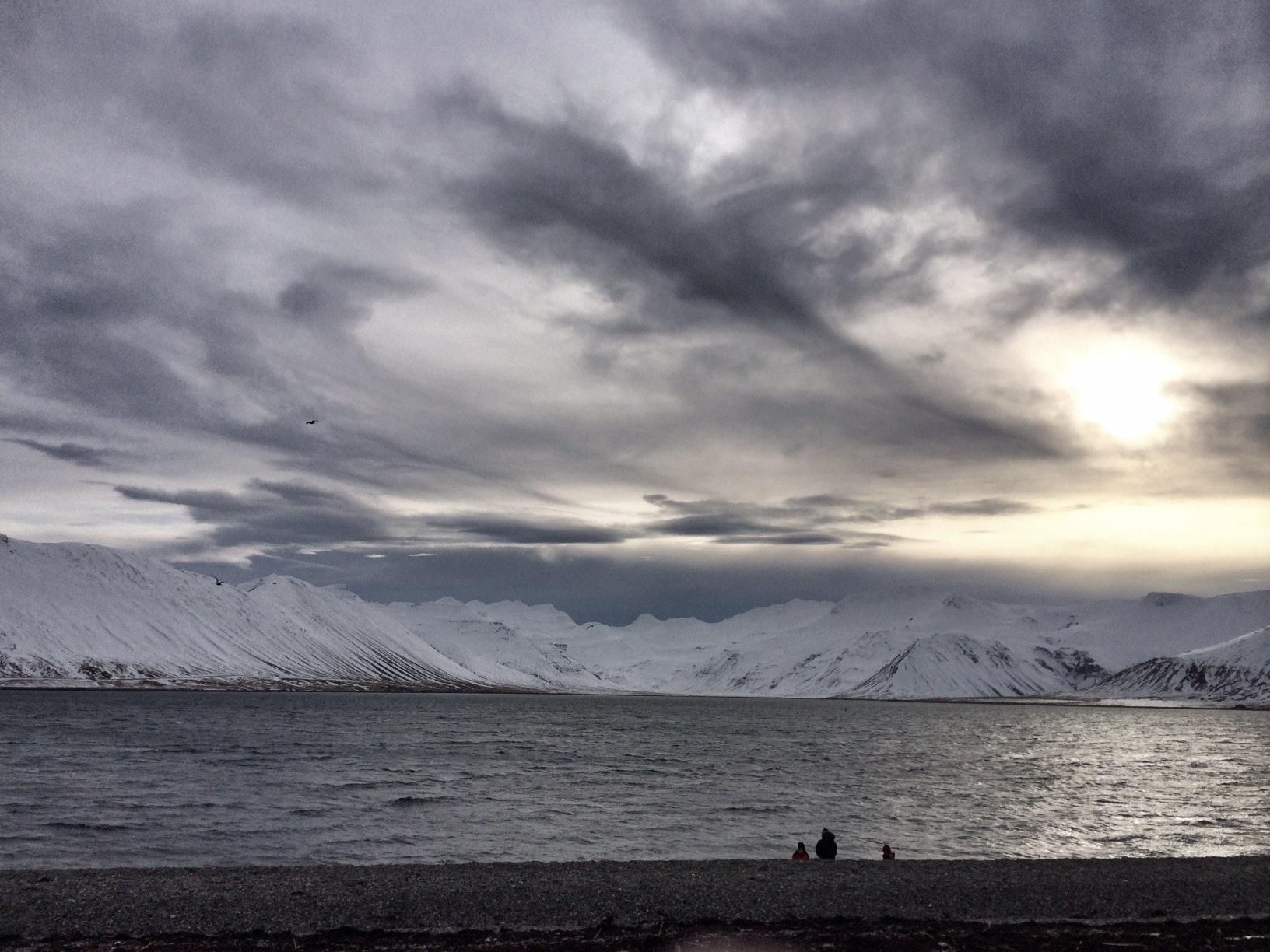 Kolgrafarfjörður on the north side of Snæfellsnes peninsula