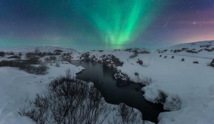 5일 겨울 아이슬란드 모험 - 투어와 렌트카 여행 혼합 패키지  남부해안 가이드 투어 + 골든 서클 렌트카 여행