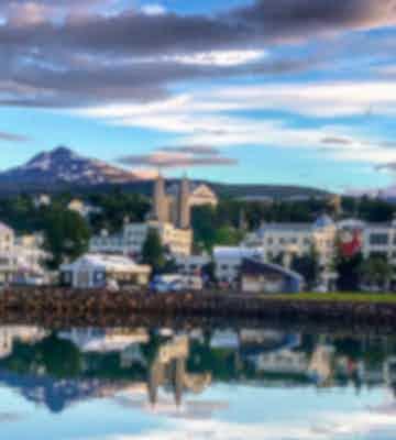 Accommodation in Akureyri
