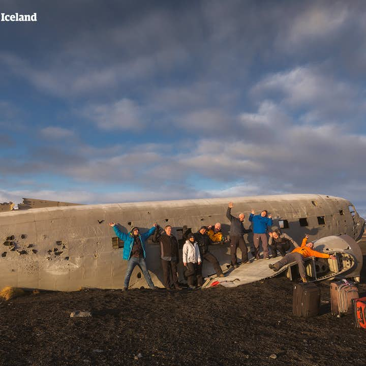 8天7夜自驾 冰岛环岛+黄金圈