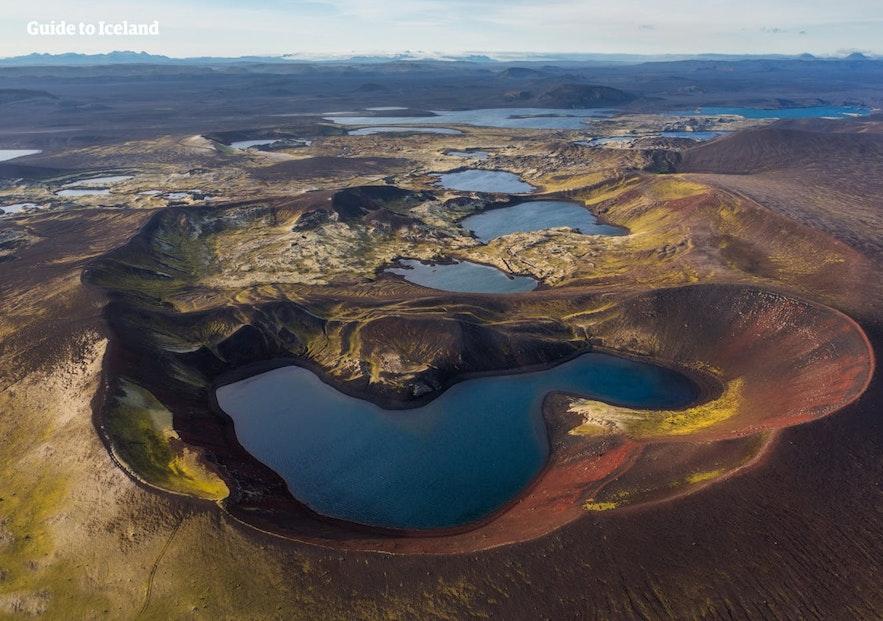 冰岛美丽但是又充满挑战的大自然是一把双刃剑